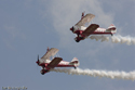 Team Guinot Wingwalkers at Waddington Press Day 2009