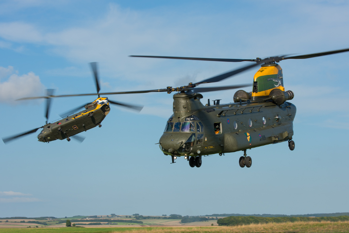 Chinook Special 2