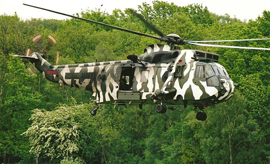Westland WS-61 Sea King of the Royal Navy
