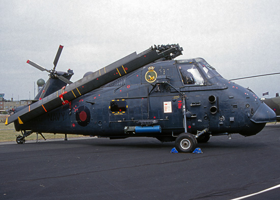 Wessex HAS3 XP142 Yeovilton 1994