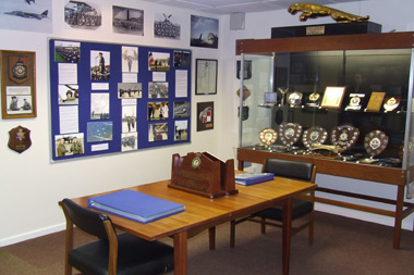 RAF Coltishall Memorial Rooms at Neatishead