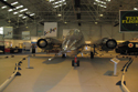 Bristol 188 at The Royal Air Force Museum Cosford