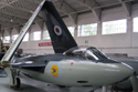 Hawker Sea Hawk FB.5 WM969/10 at Duxford Hangar 3 - The Maritime Collection