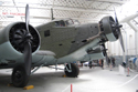 Lufthansa Junkers Ju-52/3m Iron Annie at Duxford Hangar 5 - The Working Museum
