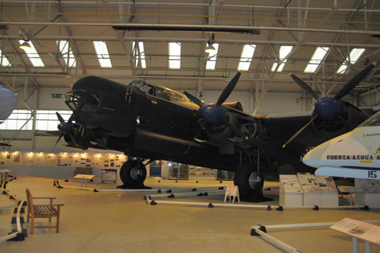Avro Type 694 Lincoln at The Royal Air Force Museum Cosford