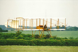 Bristol Boxkite replica based at The Shuttleworth Collection in Old Warden, Beds