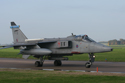 SEPECAT Jaguar at RAF Coltishall