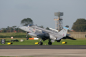 SEPECAT Jaguar XX725 takeoff at RAF Coltishall