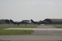 No. 6 Squadron Jaguars at RAF Coningsby