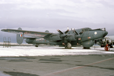 Avro Shackleton AEW.2 WL790 (cn R3/696/239009)