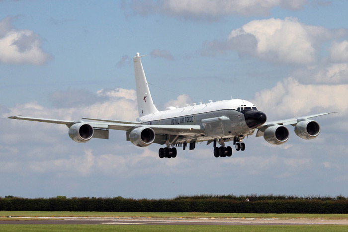 Boeing RC-135W Rivet Joint ZZ664