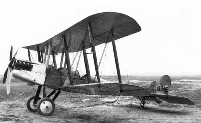 Royal Aircraft Factory BE2c 1749