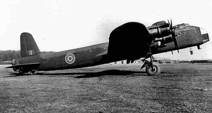 Short Stirling IV