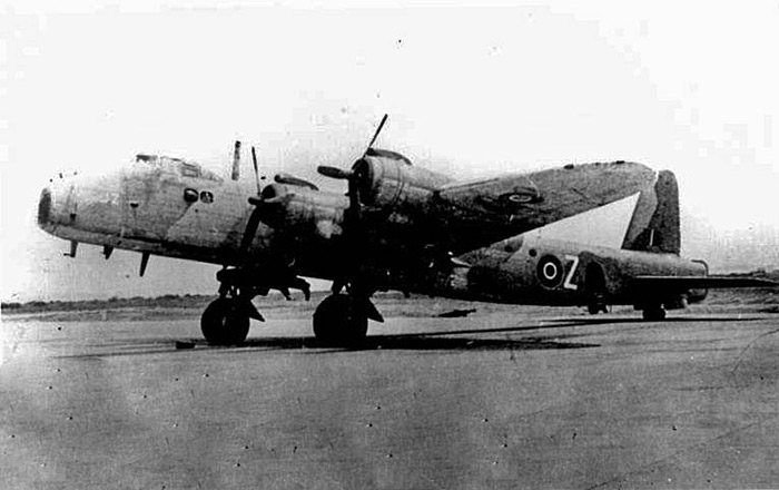 Short Stirling V