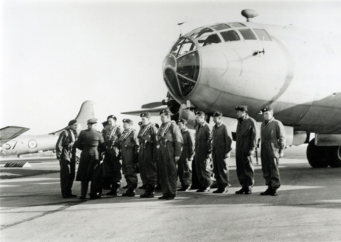 Washington B1 Crew