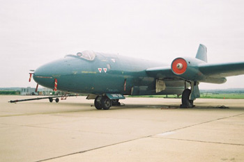 Canberra T4 WJ874/VN799