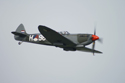 Supermarine Spitfire Mk IX G-CCCA IAC-161 formerly PV202 at The Gathering of Warbirds & Veterans - Arrivals and Static