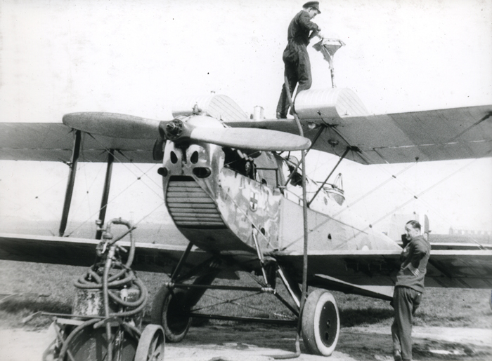 Fairey Fawn of 503 Squadron in 1928