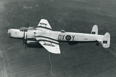Avro Lincoln (Type 694) DX-Y (RF386)