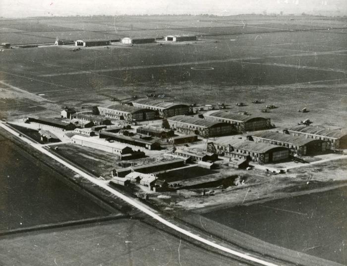 RAF Waddington in 1919