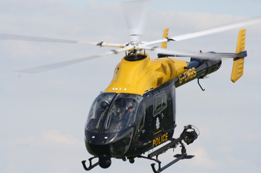 Police Helicopter G-CMBS