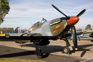 Hawker Hurricane Mk IIc G-AMAU PZ865 (JX-E) - The Last of the Many