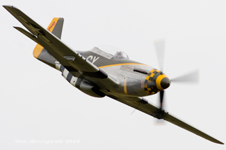 North American Aviation P-51D-25NT Mustang N251RJ 44-84847 (CY-D) Miss Velma