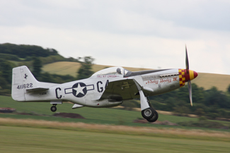 North American Aviation P-51D-30NA Mustang F-AZSB 44-74427 (G4-C) Nooky Booky IV
