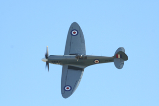 Supermarine Spitfire Mk PRXIX PS915 The Last