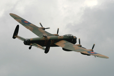 Avro Lancaster Mk BI PA474 The phantom of the Ruhr
